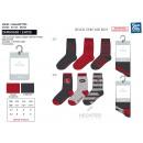 Großhandel Fashion & Accessoires: HECHTER STUDIO - Packung 3 Socken 70% Baumwolle 18