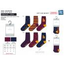 HECHTER STUDIO - pack 3 socks 70% cotton 18%