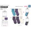 HECHTER STUDIO - pack 3 socks 55% cotton / 2