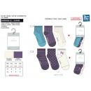 HECHTER STUDIO - pack 3 calcetines 55% algodón / 2