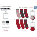 HECHTER STUDIO - pack 3 socks 54% co23% pe2