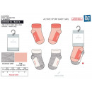 wholesale Stockings & Socks: HECHTER STUDIO - pack 2 socks 70% cotton 23%