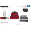 HECHTER STUDIO - bonnet 95% cotton / 5% elasthanne