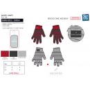 HECHTER STUDIO - gloves 100% coton