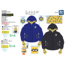 wholesale Toys: Minions - 100% polyester down jacket