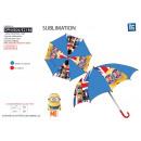 Minions - umbrella d: 65 h: 55 100% Polyester