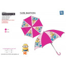 wholesale Licensed Products: Minions - umbrella d: 65 h: 55 100% polyester