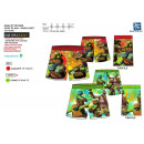 Großhandel Bademode: Ninja Turtles - Hose aus 100% Polyester