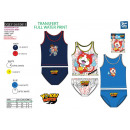 wholesale Underwear: YOKAI WATCH - set top & brief 100% coton