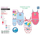 wholesale Underwear: SMURROUP - set top strap & panties 100% c