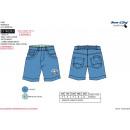 Großhandel Shorts: PLUTO - kurz 100% Baumwolle