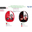 wholesale Scarves, Hats & Gloves: Betty Boop - 100% coton cap & glasses