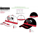 wholesale Headgear: Betty Boop - 100% coton cap