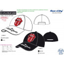 wholesale Fashion & Apparel: ROLLING STONES - 100% coton cap