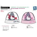 ingrosso Ingrosso Abbigliamento & Accessori: Hello Kitty - Cappello 100% cotone