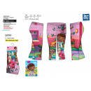 DOC MC STUFFINS - Legging 3/4 95% Polyester / 5%