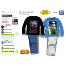 STAR WARS IV - pyjama long 100% coton