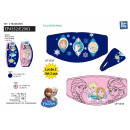 FROZEN - set 2 pièces bandeau 93% cotton / 7% elas