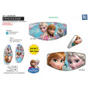 wholesale Licensed Products: frozen - set 2 pieces headband 90% polyester / 10%