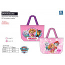 PAW PATROL - shopping bag 100% polyester
