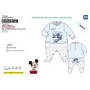 mayorista Pijamas: Mickey - el sueño así AOP 100% algodón