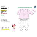 Minnie - 2 piece i pantaloni e T-Shirt 100%