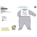 wholesale Sleepwear: TOM & JERRY - sleep well stripes 100% coton
