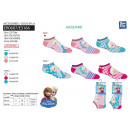 ingrosso Ingrosso Abbigliamento & Accessori: frozen - 3 calzini  pacchetto basso del 55% c