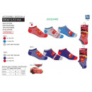 Cars 3 - pack 3 socks 55% c