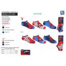 Großhandel Lizenzartikel: Spiderman - 3 -er  Pack Socken niedrigen 55% c