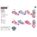 Großhandel Socken & Strumpfhosen: Paw Patrol - 3 -er Pack Socken niedrigen 55% c