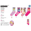 wholesale Socks and tights: Princess - socks 70% cotton 18% polyester 1