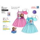 frozen - strapless dress tulle skirt 100%