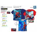 Spiderman - T-Shirt mit kurzen Ärmeln voller Druck