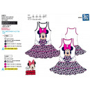 wholesale Skirts: Minnie - dress s /  m skirt flying 100% coto