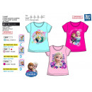 wholesale Licensed Products: frozen - Short T-Shirt with Gathers 10
