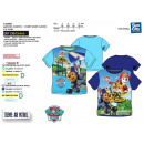 Paw Patrol - T-Shirt Hülse kurz sublime dev