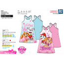 Paw Patrol - dress  s / m back fancy 100% cot