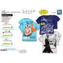 Star Wars VII - T-Shirt de manga corta 100% cuna