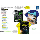 STAR WARS VII - t-shirt manchette courtes full pri