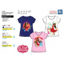 ELENA OF AVALOR - Short cuff T-Shirt 100% c