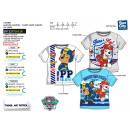 Paw Patrol - T-Shirt rövid ujjú 100% pamut