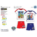 Paw Patrol - 2 Piece Set Short & T-Shirt 100%