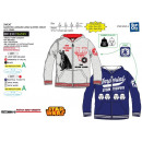 STAR WARS IV - sweat capuche zippe 100% polyester