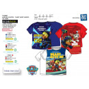 Großhandel Lizenzartikel: Paw Patrol -  T-Shirt Hülse KURZ VOLL Druck