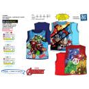 Avengers CLASSIC - T-Shirt ohne Ärmel 100% Baumwol