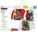 Avengers CLASSIC - T-Shirt manica lunga completa p