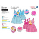 wholesale Dresses: Princess - dress s  / m back fancy 65% polyester