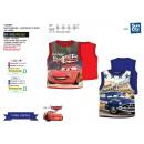Cars - T-Shirt zonder mouwen 100% katoen