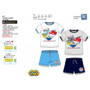 T-Shirt Super Wings T-Shirt set maniche corte e pa
